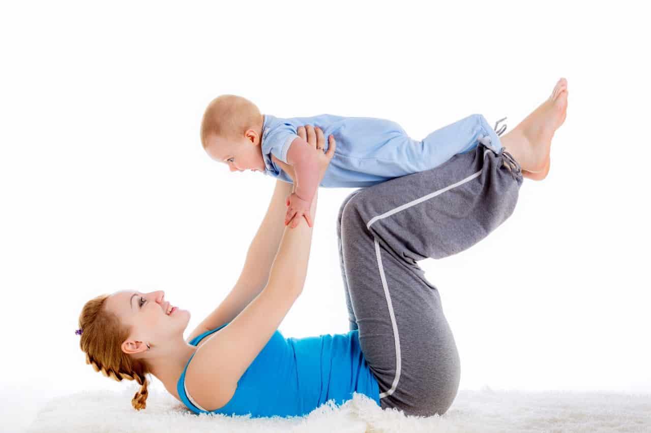 Fit na zwangerschap